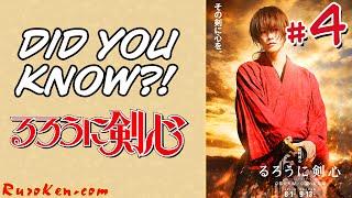 getlinkyoutube.com-Did You Know?! Rurouni Kenshin! - Episode 4