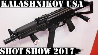 getlinkyoutube.com-Kalashnikov USA Shot Show 2017