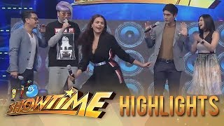 It's Showtime: Iza and Robi's