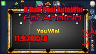 getlinkyoutube.com-8 Ball Pool AutoWin 3.3.4 :D