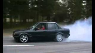 getlinkyoutube.com-Flp´s BMW E30 M20 Turbo