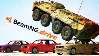 getlinkyoutube.com-BeamNG.drive ,Crash Test,Fails,Stunts,Drifting & Crashes Compilation #3