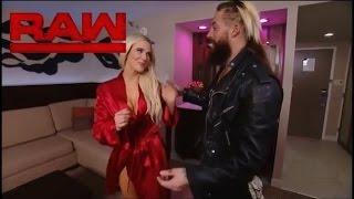 Rusev destroy Enzo Amore in Lana's Hotel Room: Raw December, 5 2016