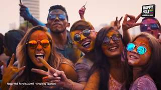 getlinkyoutube.com-Happy Holi Fortaleza 2016 - Oficial Aftermovie