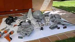 getlinkyoutube.com-Anio's UCS Lego Star Wars Collection