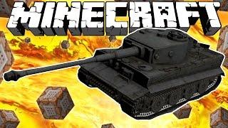 getlinkyoutube.com-ТАНК БЕЗ МОДОВ! [Команды для Minecraft]