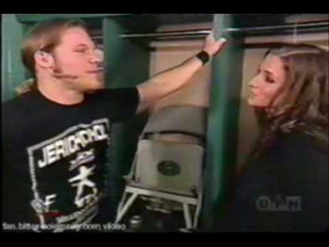 Chris Jericho and Stephanie McMahon - All Or Nothing