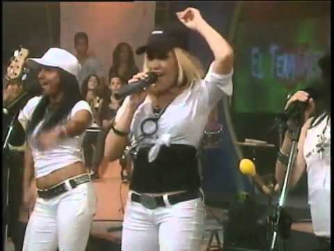 Anacaona - Quiereme Pero No Me Celes - (Merengue) 2012