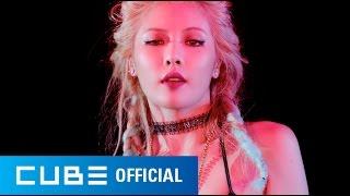 getlinkyoutube.com-HYUNA(현아) - '잘나가서 그래 (Feat. 정일훈 Of BTOB)' (Roll Deep) M/V