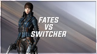 getlinkyoutube.com-CrossFire 2.0 : THE FATES vs THE SWITCHER [VVIP Character Comparison]