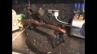 getlinkyoutube.com-A and M Custom Gunsmiths HW100 Custom Aluminium Cylinder