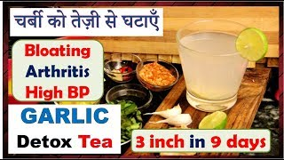getlinkyoutube.com-चर्बी को तेज़ी से घटाएँ, Detox Drink,Lose 3kg & 3inch in 9days,Bloating,Arthritis,High BP,Dr Shalini