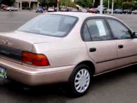 1994 toyota corolla repair manual pdf