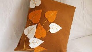 getlinkyoutube.com-Cushion Cover Ideas   Decorative Throw Pillows   HandiWorks #54