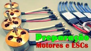 getlinkyoutube.com-MONTAGEM DO DRONE #02: PREPARAÇÃO DOS MOTORES E ESCs