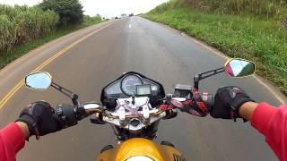 getlinkyoutube.com-Test Ride - Honda CB 300 R