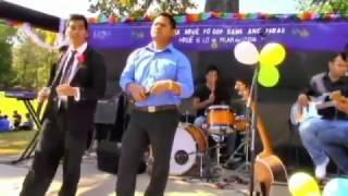 getlinkyoutube.com-Wedding clip -Bahnar-Jon Siu & Jeo Y