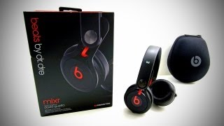 getlinkyoutube.com-Beats By Dr Dre Beats MIXR Unboxing
