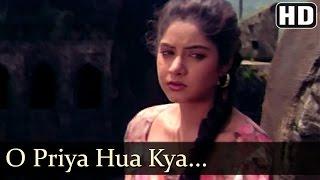 getlinkyoutube.com-O Priya Hua Kya - Divya Bharti - Avinash Wadhwan - Geet - Bollywood Songs - Bappi Lahiri