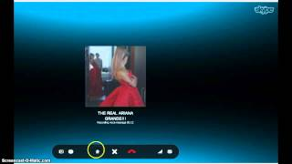getlinkyoutube.com-ARIANA GRANDE ON SKYPE!!