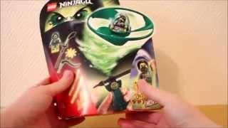 getlinkyoutube.com-LEGO Ninjago 70743: Airjitzu Морро