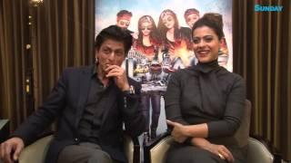 getlinkyoutube.com-In conversation with Dilwale, Shahrukh Khan & Kajol