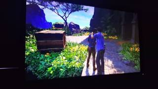 Benq RL2755HM Uncharted 4 on PS4!!!!