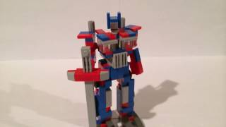 getlinkyoutube.com-How to build lego evasion optimus prime