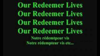 getlinkyoutube.com-My redeemer lives hillsong