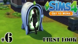 """getlinkyoutube.com-First Look #38: The Sims 4: Witaj w Pracy - odc. 6 - """"Planeta Sixam"""" [PL]"""