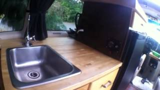 How to do it yourself  cabinets  for your  camper  van