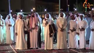getlinkyoutube.com-زامل ترحيبي بالضيوف في حفل زواج رجل الاعمال محمد عايض باصم ال مخلص