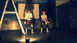 getlinkyoutube.com-Best dance ever by Javed and Kavana... Dr SRCISH Bangalore