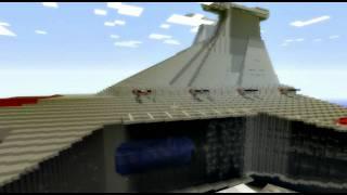 getlinkyoutube.com-Minecraft Venator Class Stardestroyer