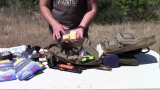 getlinkyoutube.com-Bug Out / Bail Out / Get Home Bag Contents: What to Pack (PART 1) || The Bullet Points