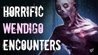 5 Truly Horrific Wendigo Encounters | Native American Horror Stories