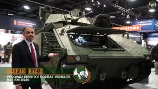 getlinkyoutube.com-Next Generation Bradley IFV Infantry Fighting Vehicle tracked armoured BAE Systems US army