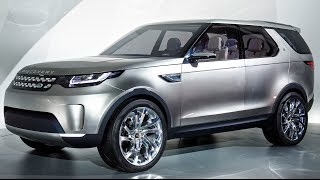 getlinkyoutube.com-Land Rover Discovery Vision EXTERIOR SUV Land Rover LR4 2015 Video CARJAM TV HD 2014