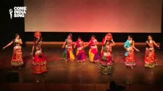 "getlinkyoutube.com-Children's day eve Dance Performance: ""Rajasthani Folk Dance"" by students of Rotary Public School"
