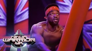 "getlinkyoutube.com-Kenneth ""The Hulk"" Orenuga gives a strong performance 