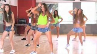 getlinkyoutube.com-Coreografía de Danza Kuduro (Don Omar)