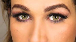 getlinkyoutube.com-Revisión de pupilentes: Solotica Hidrocharm Mel