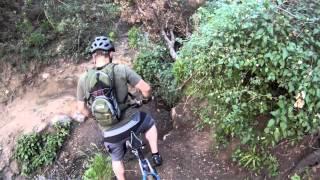 Mountain Biking El Prieto Trail | Full Length | Los Angeles, CA