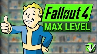 getlinkyoutube.com-FALLOUT 4: Hitting MAX LEVEL in Perk Chart! (Total PERK Levels in Fallout 4)