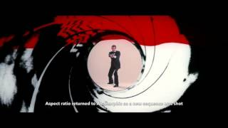 getlinkyoutube.com-James Bond Gunbarrels - Dr. No to SPECTRE 1962 - 2015 || HD