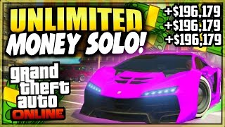 getlinkyoutube.com-GTA 5 Online: SOLO UNLIMITED MONEY GLITCH! MILLIONS FAST! {PS3 , PS4, Xbox One, Xbox 360}