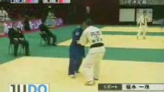 getlinkyoutube.com-JUDO 2008 World Team Championships Tokyo: Tatsuaki Egusa (JPN) - Alim Gadanov (RUS)