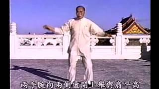 getlinkyoutube.com-讲解  黄性贤 太极松身五法1