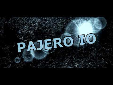 Pajero IO Замена наконечников, пыльников, рулевой тяги