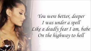getlinkyoutube.com-Ariana Grande - Break Free (with Lyrics)